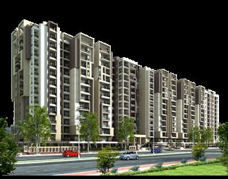 1110 sqft, 2 bhk Apartment in SDC The Destination Gandhi Path West, Jaipur at Rs. 29.9000 Lacs
