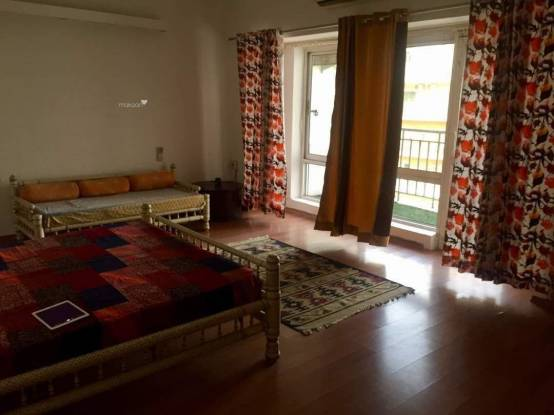 3140 sqft, 4 bhk Apartment in Unitech Uniworld City South Sector 30, Gurgaon at Rs. 70000