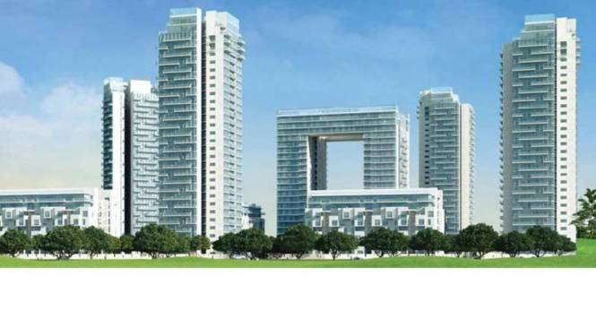 2864 sqft, 4 bhk Apartment in Ireo The Grand Arch Sector 58, Gurgaon at Rs. 85000