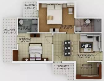 1075 sqft, 2 bhk Apartment in Javin Raj Empire Raj Nagar Extension, Ghaziabad at Rs. 32.0000 Lacs