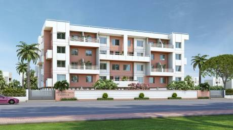 1020 sqft, 2 bhk Apartment in Builder Creative home durga chowk Gorewada, Nagpur at Rs. 26.5000 Lacs