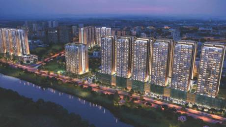 471 sqft, 1 bhk Apartment in Duville Riverdale Suites Kharadi, Pune at Rs. 38.0000 Lacs