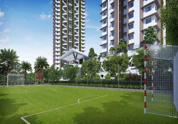 724 sqft, 2 bhk Apartment in Naiknavare Avon Vista Balewadi, Pune at Rs. 63.3526 Lacs