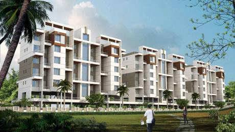 1007 sqft, 2 bhk Apartment in Shreeram Sankalp Associates West Winds Warje, Pune at Rs. 66.4270 Lacs