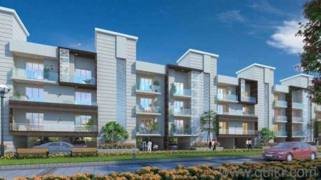 1156 sqft, 2 bhk Apartment in Builder Project Main Zirakpur Road, Chandigarh at Rs. 31.9000 Lacs