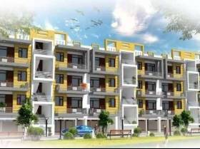 1,020 sq ft 3 BHK + 3T Apartment in Builder Project