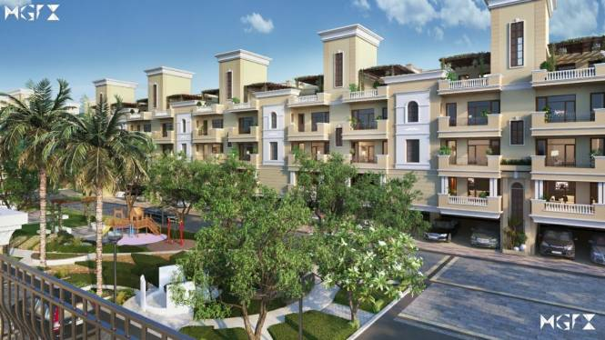 557 sqft, 1 bhk Apartment in Builder Arth Infra Aerocity Road, Mohali at Rs. 14.4600 Lacs