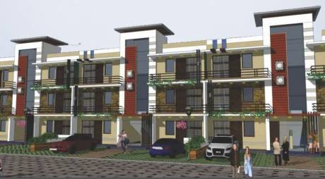 990 sqft, 2 bhk BuilderFloor in Builder Arth Villas Aerocity, Mohali at Rs. 22.9000 Lacs