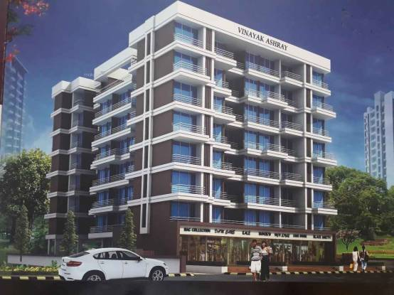 660 sqft, 1 bhk Apartment in Builder vinayak ashraya karanjade Karanjade, Mumbai at Rs. 37.5000 Lacs
