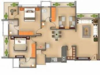 1715 sqft, 3 bhk Apartment in Happy Home Nest View Althan, Surat at Rs. 57.0000 Lacs