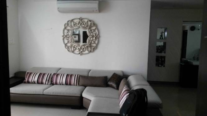 2560 sqft, 3 bhk Apartment in Ramky Towers Gachibowli, Hyderabad at Rs. 60000