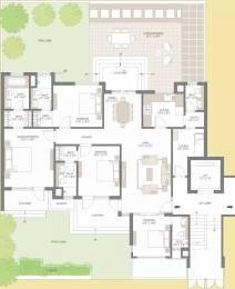 2100 sqft, 4 bhk Apartment in Emaar Palm Terraces Sector 66, Gurgaon at Rs. 48000