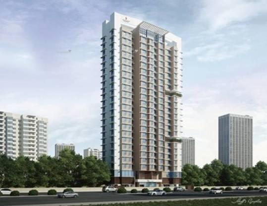640 sqft, 1 bhk Apartment in Sahajanand Athena Goregaon West, Mumbai at Rs. 83.0000 Lacs