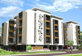 1,249 sq ft 2 BHK + 2T Apartment in Builder Edcon Greenfields