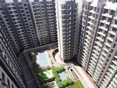 613 sqft, 1 bhk Apartment in Vinay Unique Homes Virar, Mumbai at Rs. 25.5000 Lacs