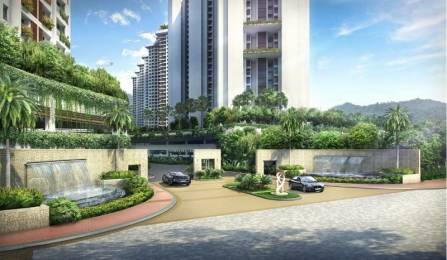 1705 sqft, 3 bhk Apartment in T Bhimjyani Neelkanth Woods Olivia Thane West, Mumbai at Rs. 2.5000 Cr