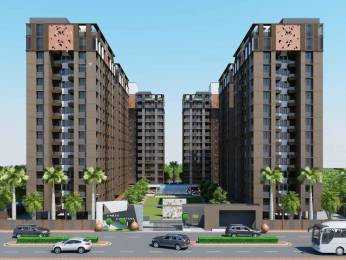 1179 sqft, 2 bhk Apartment in Adani Aangan Near Vaishno Devi Circle On SG Highway, Ahmedabad at Rs. 39.3000 Lacs