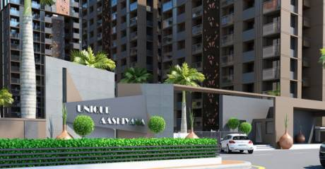 1179 sqft, 2 bhk Apartment in Unique Aashiyana Gota, Ahmedabad at Rs. 39.3000 Lacs