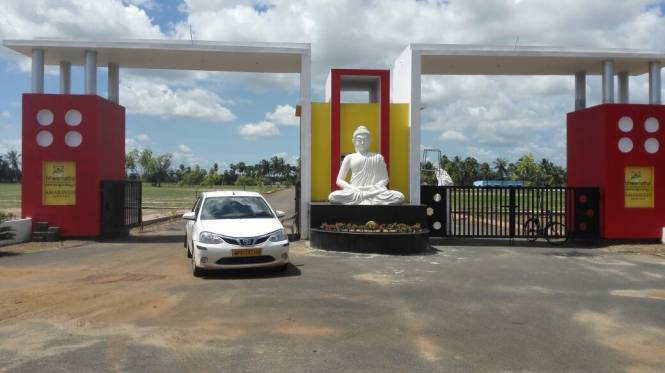 810 sqft, Plot in Bhoomatha Amaravati Green City Modavalasa, Visakhapatnam at Rs. 6.3000 Lacs
