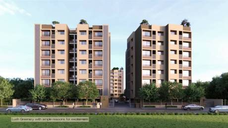 3400 sqft, 4 bhk Apartment in Builder Suryam Emirald Ambli Bopal Road, Ahmedabad at Rs. 2.1760 Cr