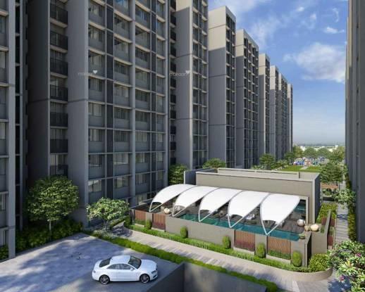 1273 sqft, 2 bhk Apartment in Siddhi Aarohi Elysium Bopal, Ahmedabad at Rs. 38.8265 Lacs