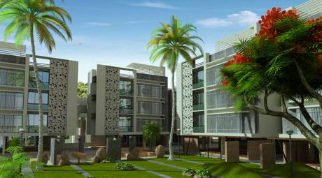 2295 sqft, 3 bhk Apartment in Ozone Desire Thaltej, Ahmedabad at Rs. 1.3700 Cr