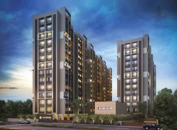 1400 sqft, 3 bhk Apartment in Goyal Orchid Divine Bopal, Ahmedabad at Rs. 49.0000 Lacs