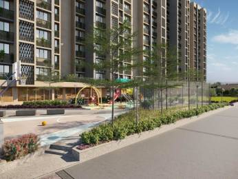 1430 sqft, 3 bhk Apartment in Builder Swati Crysantha Shela, Ahmedabad at Rs. 40.7550 Lacs