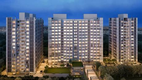 1416 sqft, 3 bhk Apartment in Swati Florence Bopal, Ahmedabad at Rs. 53.8080 Lacs