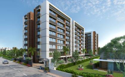 1503 sqft, 3 bhk Apartment in Builder Project Bopal, Ahmedabad at Rs. 73.0000 Lacs