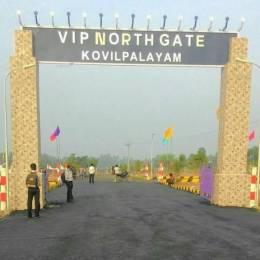 1200 sqft, Plot in Builder North Gate Kovilpalayam Kovilpalayam, Coimbatore at Rs. 8.2800 Lacs