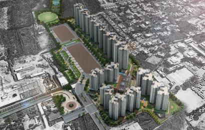 1600 sqft, 3 bhk Apartment in Builder dwarka height CHS Sector 23 Dwarka, Delhi at Rs. 60.4750 Lacs
