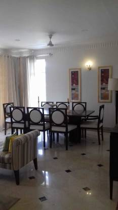 2550 sqft, 3 bhk Apartment in Central Park Bellevue Sector 48, Gurgaon at Rs. 60000