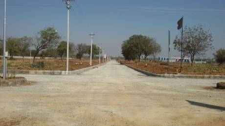 2763 sqft, Plot in Builder Green Ville Patighanapur Gachibowli, Hyderabad at Rs. 46.0500 Lacs