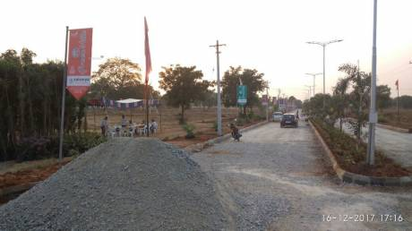 2403 sqft, Plot in Builder Green Ville patighanapur Ghanpur, Hyderabad at Rs. 40.0500 Lacs