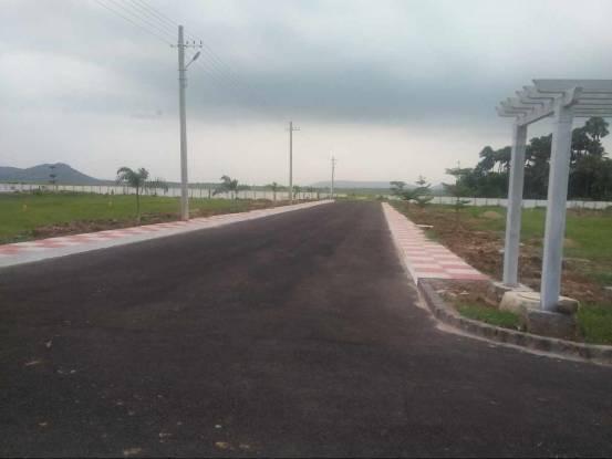 1800 sqft, Plot in Peram Anandita Routhalapalem, Visakhapatnam at Rs. 16.0000 Lacs