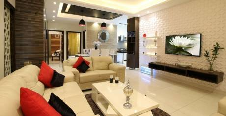 750 sqft, 1 bhk Apartment in Builder green lotus avenue Zirakpur punjab, Chandigarh at Rs. 32.0000 Lacs