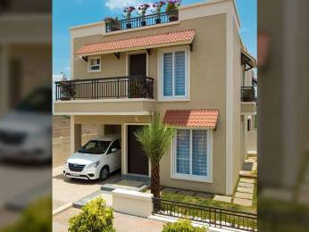 1000 sqft, 2 bhk Villa in Builder Project Mahindra World City, Chennai at Rs. 18.0000 Lacs
