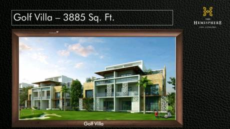 5092 sqft, 5 bhk Villa in Hemisphere Golf Villas PI, Greater Noida at Rs. 3.2000 Cr