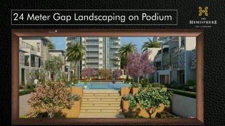 1166 sqft, 2 bhk Apartment in The Hemisphere Golf Suites PI, Greater Noida at Rs. 43.0000 Lacs
