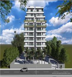 1245 sqft, 2 bhk Apartment in Shree Ananda Palms Civil Lines, Allahabad at Rs. 89.6400 Lacs
