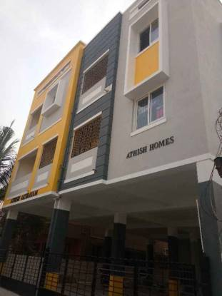 640 sqft, 2 bhk Apartment in Builder Project Bharathi Nagar, Chennai at Rs. 27.5000 Lacs