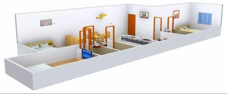 1300 sqft, 3 bhk Apartment in Mega Shiv Hem Santacruz West, Mumbai at Rs. 5.7475 Cr