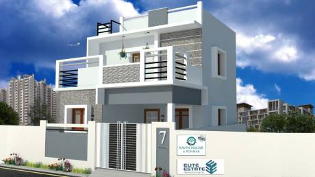 780 sqft, 2 bhk Villa in Builder Project Ponmar, Chennai at Rs. 34.0000 Lacs