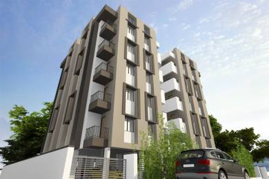 1134 sqft, 2 bhk Apartment in Builder 2BHK Abhay Ratna Premium Jagatpur Road, Ahmedabad at Rs. 27.7200 Lacs