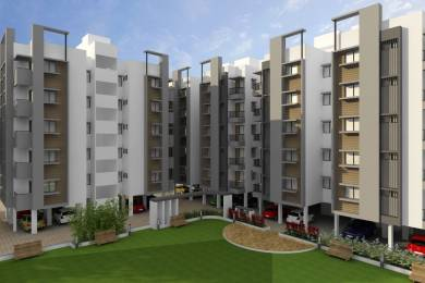 1233 sqft, 2 bhk Apartment in Builder 2BHK Abhay Ratna Shine Jagatpur Road, Ahmedabad at Rs. 28.5000 Lacs