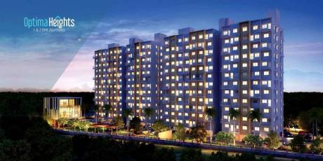 931 sqft, 2 bhk Apartment in Sarthak Optima Heights Wagholi, Pune at Rs. 37.0000 Lacs