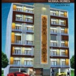660 sqft, 1 bhk Apartment in Builder sudha home NH 24 Bypass, Noida at Rs. 13.8000 Lacs