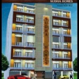 650 sqft, 1 bhk Apartment in Builder sudha homes SHAHBERI, Ghaziabad at Rs. 14.1000 Lacs