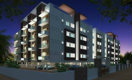 1120 sqft, 2 bhk Apartment in Builder sri chakra blossom electronic city 1st phase Electronic City Phase 1, Bangalore at Rs. 29.1088 Lacs